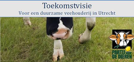 Toekomstvisie voor een duurzame veehouderij